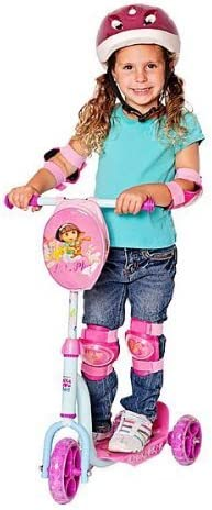 Paw Patrol174; 3-Wheel Scooter with Lighted Wheels Bravo