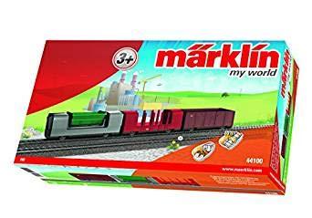 Marklin My World Add-On 3-Car Freight Set