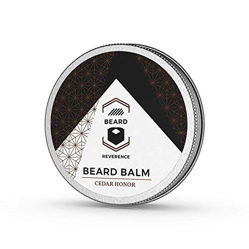 Cedarwood Beard enhanced Argan Jojoba