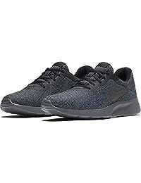 Nike Tanjun SE - Playera para Hombre, Color Negro, Negro, Gris, (Black/Black-Dark Grey), 8.5 M US
