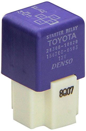 (Genuine Toyota (28300-10020) Starter Relay Assembly)