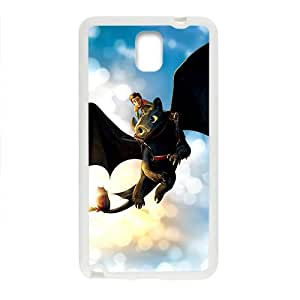 Black bat and man Cell Phone Case for Samsung Galaxy Note3