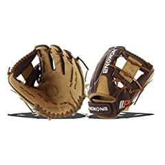 """Nokona Alpha Select Series 11.25"""" I-Web Youth Baseball Glove The Alpha™ series is built with virtually no break-in needed, using the highest-quality American Buffalo and Steerhide leathers so that players can perform at the top of their game...."""