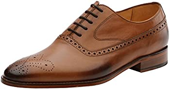 Up to 35% off on Men's Handcrafted Genuine Leather Shoes