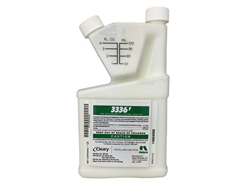 - Clearys 3336 F Fungicide Turf Ornamental Fungicide Systemic Fungicide 1 Quart