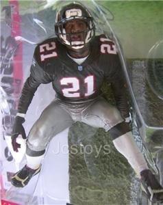 4465b4a9 McFarlane Toys NFL Sports Picks Collectors Club Exclusive Action Figure  Deion Sanders (Atlanta Falcons) Black Jersey, Figures - Amazon Canada