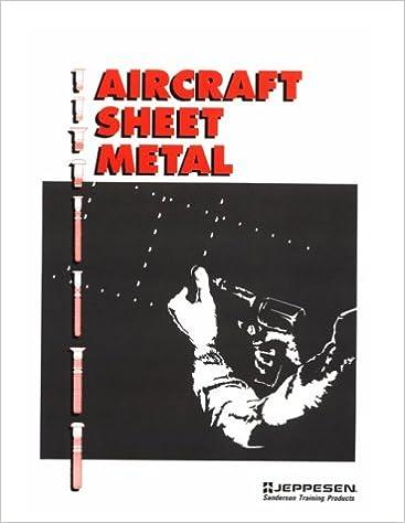 Metal aircraft ebook sheet