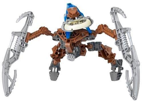 Lego Bionicle user Duck 8617 (japan import) Bionicle Blue Figure