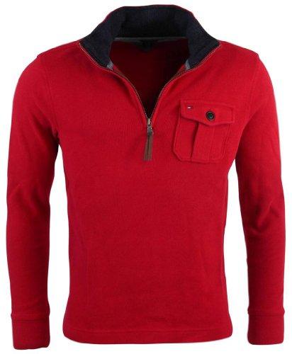 Tommy Hilfiger Half Zip Bradley Sweater