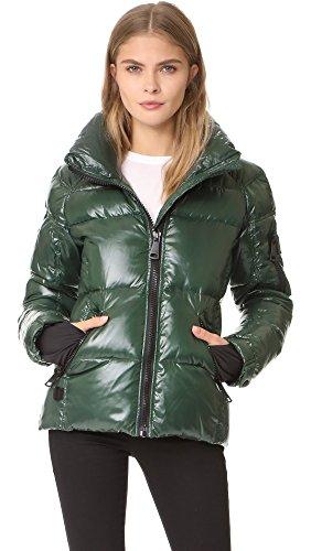 Sam  Womens Freestyle Quilted Jacket  Forrest  Medium