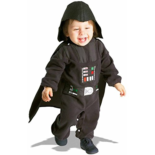 Star Wars Toddler Boys' Darth Vader Costume (3T-4T)]()