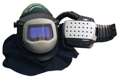 3 M soldar Adflo con sistema de purificación de aire respirador de alta eficiencia, seguridad