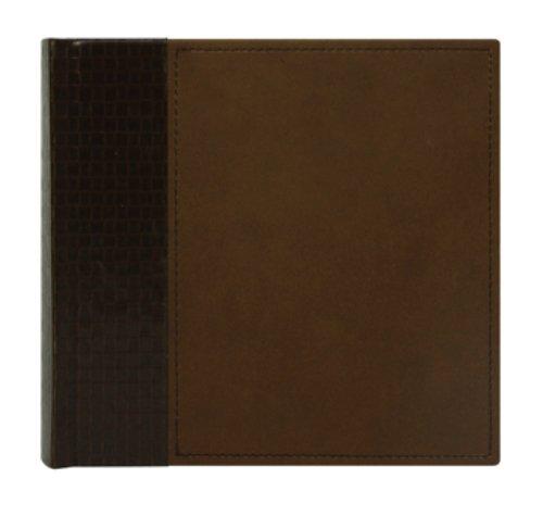 Album Heritage (CR Gibson Compact Photo Journal Album, Heritage Fashion Truffle,)