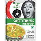 Chings Sweet Corn Veg Instant Soup, 299g- Pack of 10