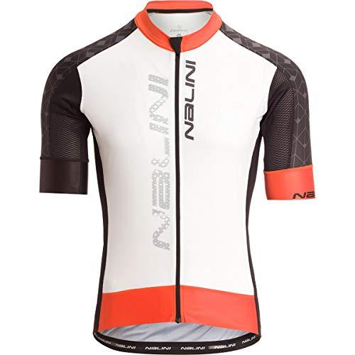 bc4a06777da9d Nalini Velocita Short-Sleeve Jersey - Men s White