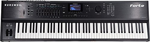 Kurzweil Forte 88 Key Stage Piano with New Piano Sample a...