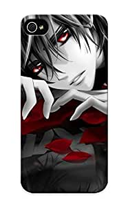 Kathewade High Quality Anime Vampire Knight Case For Iphone 5/5s / Perfect Case For Lovers