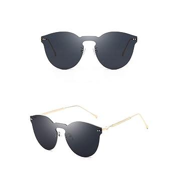 Chudanba Nuevo diseñador de Moda Gafas de Sol Mujer Marco ...