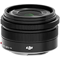 DJI 15mm f/1.7 MFT ASPH Prime Lens for Zenmuse X5 and X5R Cameras, 7 Groups/9 Elements