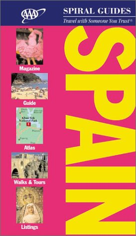 AAA Spiral Guide: Spain -