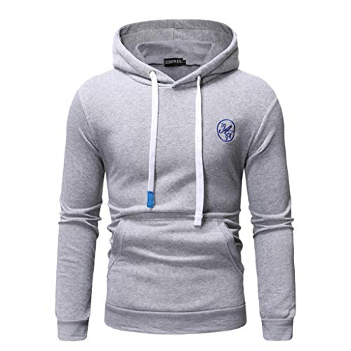 TOPUNDER Long Sleeve Autumn Winter Casual Sweatshirt Hoodies