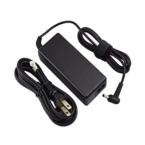 [UL Listed] Superer AC Charger Compatible with Toshiba Satellite C655 C655D C655-S5512 C655-S5501 C655D-S5200 Laptop Adapter Power Supply - Power Satellite C655 Cord