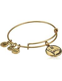Zodiac II Expandable Wire Bangle Bracelet