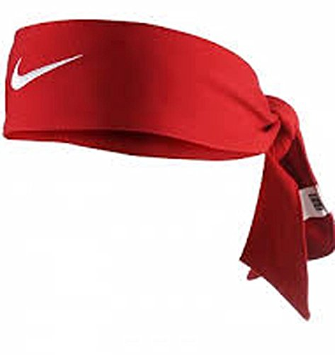 Dri Fit Head Tie - Nike Dri-Fit Head Tie 2.0 (Red)