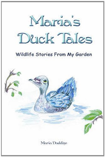 Book: Maria's Duck Tales by Maria Daddino