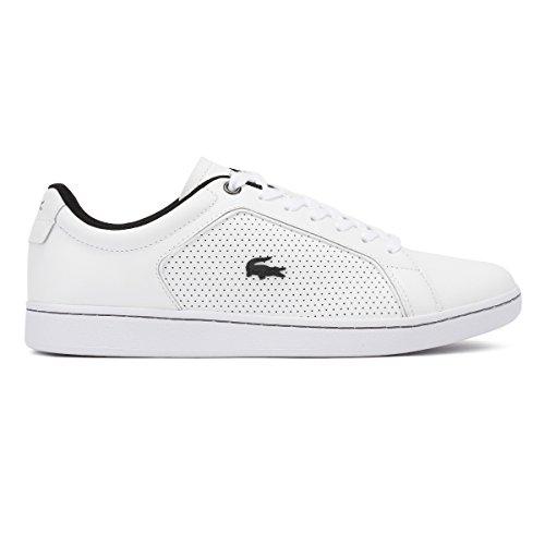 Lacoste Mens Blanc Canarby Evo Espadrilles Blanc