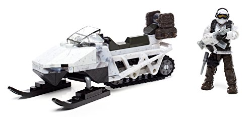 uty Snowmobile Recon Collector Construction Set ()