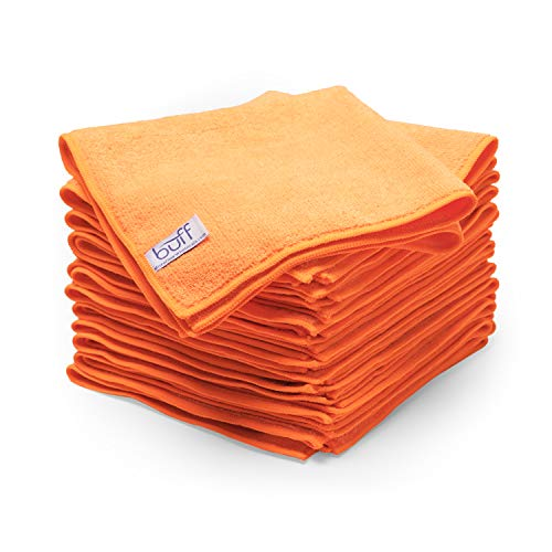 Buff Microfiber Cleaning Cloth
