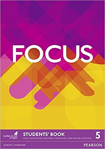 Focus BrE 5 Student's Book: Sue Kay (author), Mrs Monica