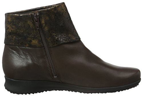 Boots Fiducia Womens Mephisto Brown Leather FB8tZcSWwq