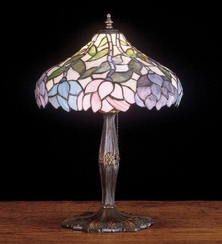(1-Light Wisteria Accent Lamp)
