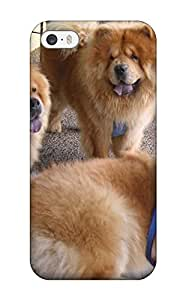 New Style Tpu 5/5s Protective Case Cover/ Iphone Case - Chow Chow Dog