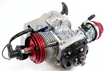 7 5L 49CC 2-STROKE HIGH PERFORMANCE ENGINE MOTOR POCKET MINI BIKE SCOOTER  ATV EN06