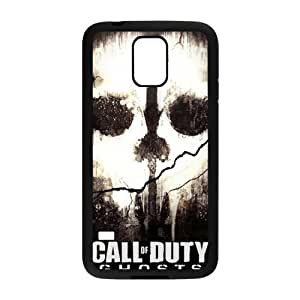 DAZHAHUI Call of Duty skull Cell Phone Case for Samsung Galaxy S5
