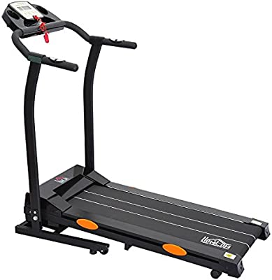 HOMCOM - Cinta de Correr eléctrica para Fitness (con Pantalla LED ...