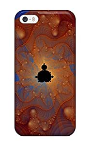 Awesome Case Cover/iphone 5/5s Defender Case Cover(fractal) 9614338K93222266