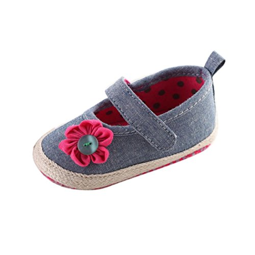 Ouneed® Krabbelschuhe , Weihnachten Baby Infant Kids Girl Soft Sole Crib Toddler Newborn Shoes Beige