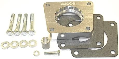 Street and Performance Electronics 38005 Helix Power Tower Plus Throttle Body Spacer 1996-1998 Ford Mustang 3.8L