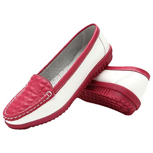 Vogstyle ,  Damen Sneaker Low-Tops Style 3 Rose Red