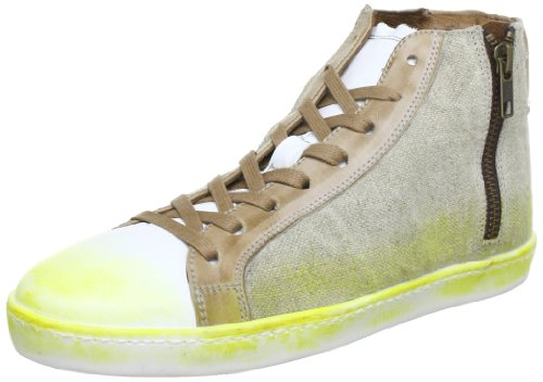 We are WMAIABX Damen Sneaker Gelb (sabbia giallo)