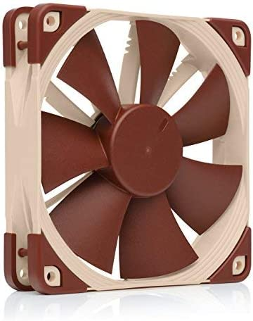 Amazon.com: Noctua NF-F12 PWM, Premium Quiet Fan, 4-Pin (120mm, Brown): Computers & Accessories