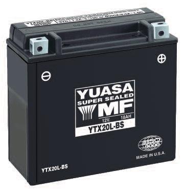 Yuasa Battery YTX16-BS-1 -