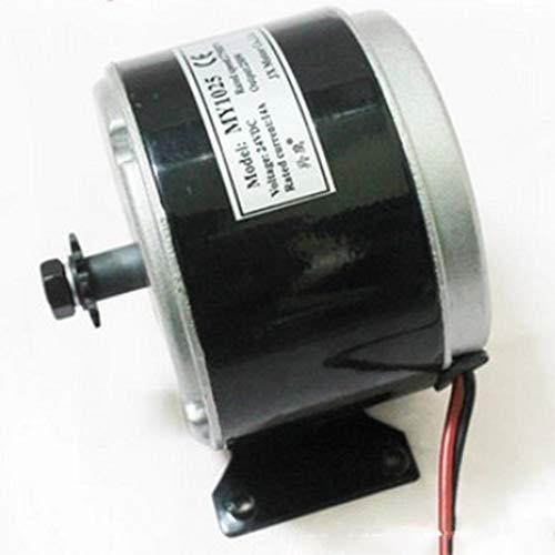 24 V 250 W Cepillado de Alta Velocidad Mouchao Motor el/éctrico el/éctrico para Bicicletas Cepillado el/éctrico Motor de DC