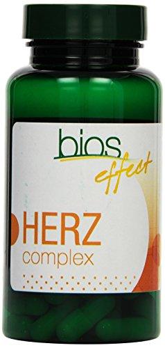 Bios effect Herz complex, 60 Kapseln, 1er Pack (1 x 29 g)