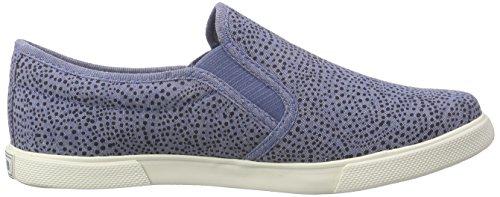 Print Sneaker Azalea Blau Damen Blue Gola Dot Denim xwpqa8nwIt