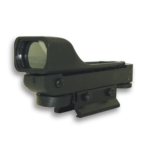 (NcStar Tippmann Red Dot Reflex Sight/ Weaver Base (DP))